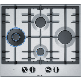 Bosch Series | 6  PCI6A5B90 Gas Hob 60 cm Stainless Steel