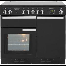 Rangemaster Professional Plus 100 Induction Black And Chrome PROP100EIGB/C