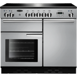 Rangemaster Professional Plus 100 Induction Stainless Steel And Chrome PROP100EISS/C