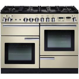 Rangemaster Professional Plus 110 Dual Fuel Cream And Chrome PROP110DFFCR/C