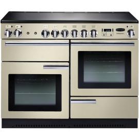 Rangemaster Professional Plus 110 Induction Cream And Chrome PROP110EICR/C