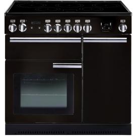 Rangemaster Professional Plus 90 Induction Black And Chrome PROP90EIGB/C