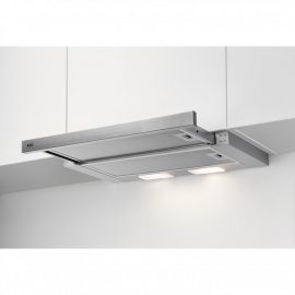 AEG DPB3631S Built In Telescopic Extractor Hood 60cm