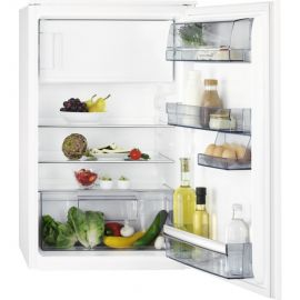 AEG SFE6881VAS Built In Fridge With Freezer Compartment
