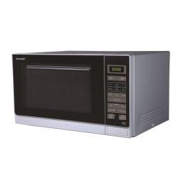 Sharp R372SLM 25L Digital Microwave - Silver