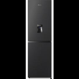 HISENSE RB327N4WB1 50/50 Fridge Freezer - Black