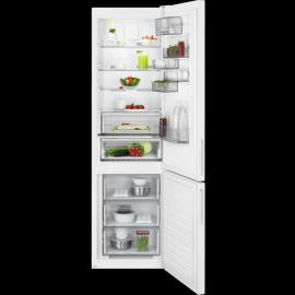 AEG RCB636E5MW Frost Free Fridge Freezer White