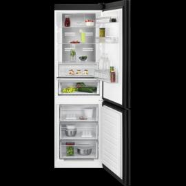 AEG RCB732E4MG Frost Free Fridge Freezer Black