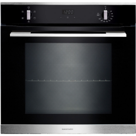 Rangemaster RMB605BL/SS Single Electric Oven