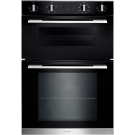 Rangemaster RMB9048BL/SS Built In Double Electric Oven