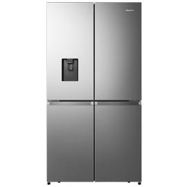 HISENSE RQ758N4SWI1 Fridge Freezer - Stainless Steel