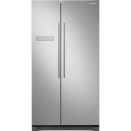 Samsung RS54N3103SA Frost Free American Fridge Freezer - Metal Graphite