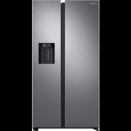 Samsung RS68N8230S9 Frost Free American Fridge Freezer Plumbed Ice & Water - Inox