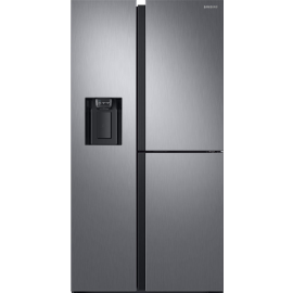 Samsung RS68N8670S9 Frost Free American Fridge Freezer Plumbed Ice & Water - Silver