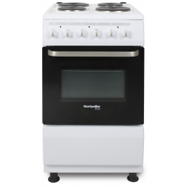 Montpellier Eco SCE50W 50cm Single Cavity Electric Cooker