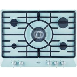 Belling SCGHU70GC Sebastian Conran Duck Egg Blue 70cm Five Burner Gas Hob 444442666