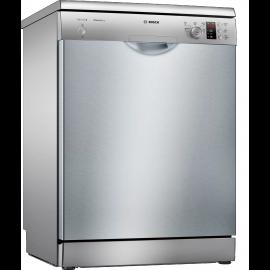 Bosch Serie 2 Free-standing dishwasher60 cm Silver/Innox SMS25AI00G