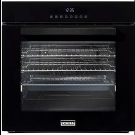 Stoves SEB602TCC BLACK 600mm Built-in Single Electric Oven Multifunction Black(display model)
