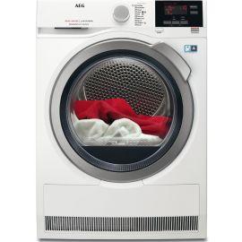 AEG 8000 Series T8DBG842R 8kg Heat Pump Condenser Dryer