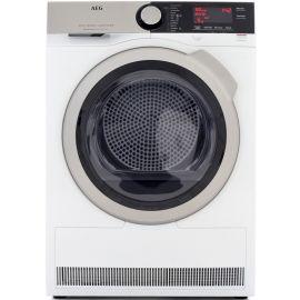 AEG 8000 Series T8DEC846R 8kg Heat Pump Condenser Dryer