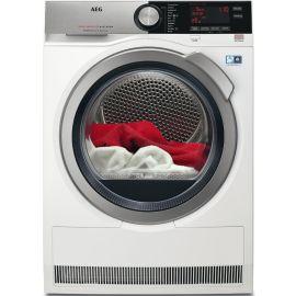 AEG 8000 Series T8DEC946R 9kg Heat Pump Condenser Dryer