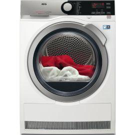 AEG 8000 Series T8DEE845R 8kg Heat Pump Condenser Dryer