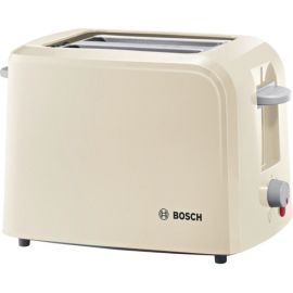 Bosch 2 Slice Toaster TAT3A017GB Cream