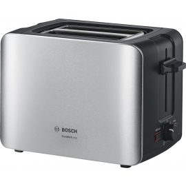 Bosch Compact toasterComfortLine Stainless steel TAT6A913GB