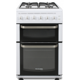 Montpellier TCG50W 60cm Gas Twin Cavity Cooker