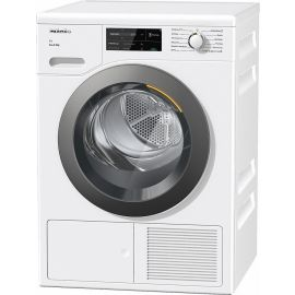 Miele TCJ660WP 9kg Heat Pump Dryer With WiFiConnect