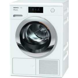 Miele TCR860WP 9kg Heat Pump Dryer With WifIConnect & Steamfinsih