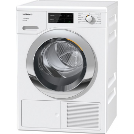 Miele TEJ665-WP Freestanding Condenser Heat Pump Tumble Dryer - White(display model)