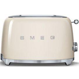 Smeg 2 Slice Toaster TSF01CRUK