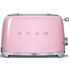 Smeg 2 Slice Toaster TSF01PKUK