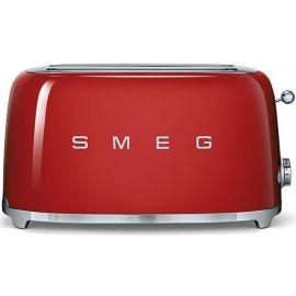 Smeg 4 Slice Toaster TSF02RDUK Red Display Model