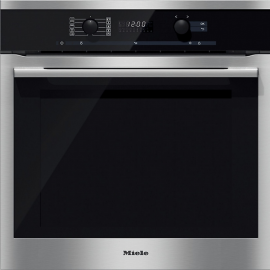 Miele Single Oven With Moisture Plus H6160B Display Model