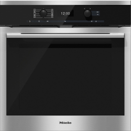 Miele Pyrolytic Cleaning With Moisture Plus H6160BP