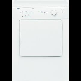 Beko DRVT61W 6kg Freestanding Vented Tumble Dryer White