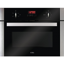 CDA VK701SS Compact Steam Oven With Grill   Display Model Only (Damaged)