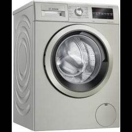 Bosch Serie | 6 Washing machine, front loader9 kg silver inox, 1400 rpm WAU28TS1GB