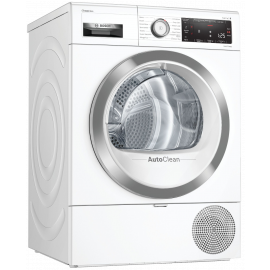 BOSCH Serie | 8, Heat pump tumble dryer, 9 kg WTX88RH9GB