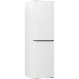 Zenith ZCS3582W Static Fridge Freezer - White - A+ Energy Rated