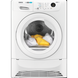 ZANUSSI  ZDC8203WZ CONDENSER TUMBLR DRYER(DISPLAY MODEL)