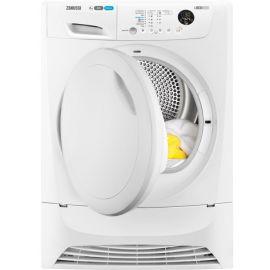 Zanussi Heat Pump Tumble Dryer, White ZDH8333P