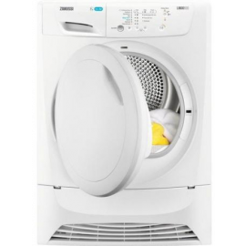 Zanussi ZDP7206PZ 7kg Condenser Tumble Dryer - White