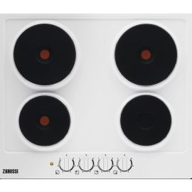 Zanussi ZEE6942FWA Solid Plate Electric Hob White