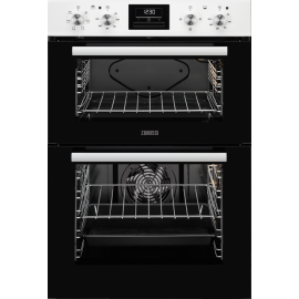 Zanussi ZOD35661WK Built In Double Oven White