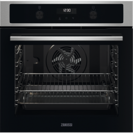 Zanussi ZOPND7X1 Built In Single Pyrolytic Electric Oven