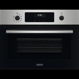 Zanussi ZVENM6X2 Built In Combination Microwave Oven