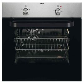 Zanussi Built In Single Electric Oven ZZB30401XK Stainless Steel
